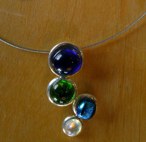 Ocean Bobble Necklace