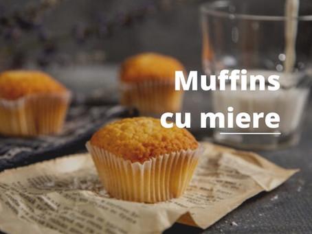Muffins cu miere