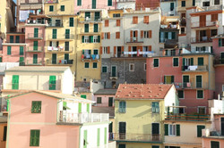 Candy Colours of the Cinque Terre