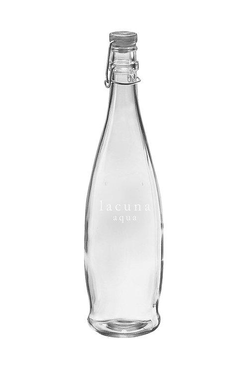 Lacuna glass refill bottle