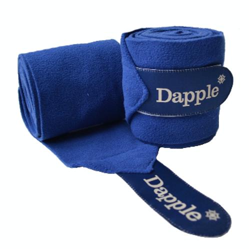 Dapple Blue Bandages