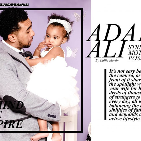 Adam Ali - Dad Fashion Feature