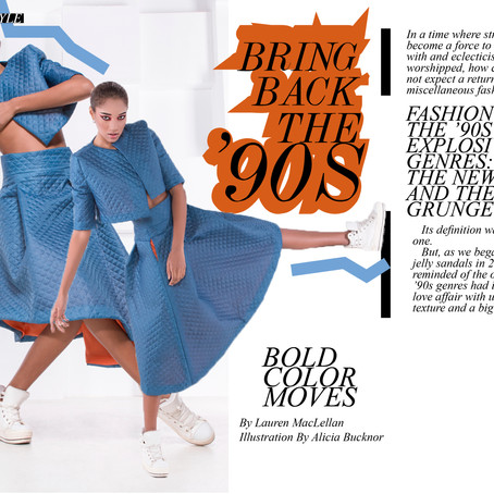 Bring Back The 90's