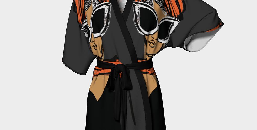 Tang Queen  - Kimono Robe | By The Royal Artist