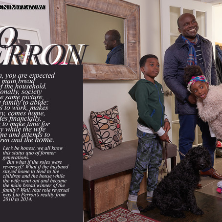 Style Dad - Lio Perron