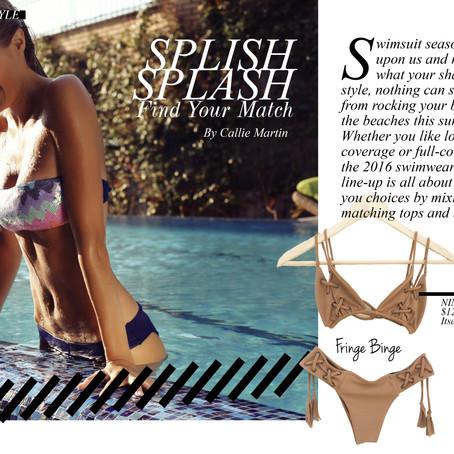 Splash Splash Style