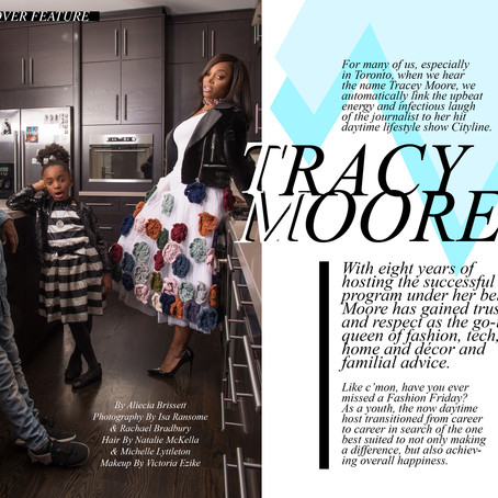 Tracy Moore - Archive Style Watch