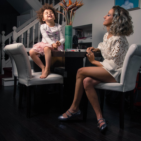 """The women behind """"Narces: Family Style Editorial"""