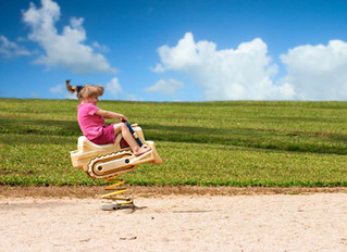 Recapture Your Childhood Fearlessness