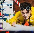 Аниматор Лобня Детские Дни Рождения Химическое шоу
