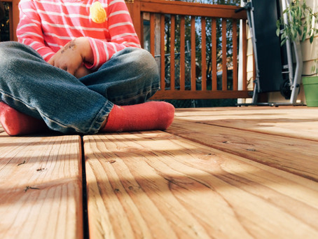 How to Properly Care for Your Deck