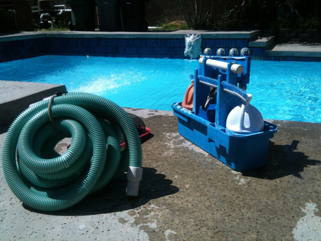 411: Pool Maintenance