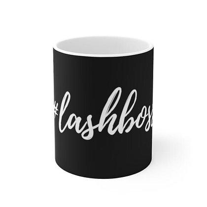 #lashboss Coffee Mug