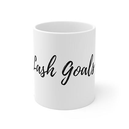 Lash Goals Mug