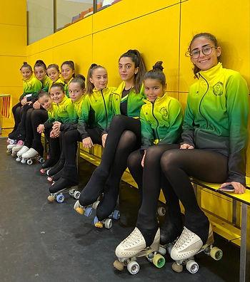 Pagina del Club de Patinaje de Badia del Vallès. Club deportivo dedicado a la enseñaza del Patinaje Artístico. Clases dirigidas a partir de los 3 años.