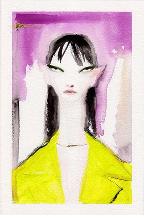 Versace for SHOWstudio (№1)