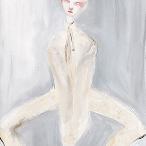 Lemaire F/W 18 by Efrosinya Anisenkova, 2018