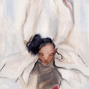 Anok Yai by Efrosinya Anisenkova, 2018