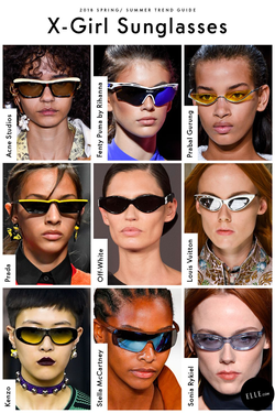 X-Girl Sunglasses