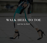 The Secret to Walking Gracefully in Heels: 7 Tricks That Work