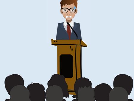 Topluluk önünde konuşma fobisi nedir?