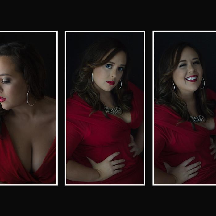 Stephanie - Glamour Shoot