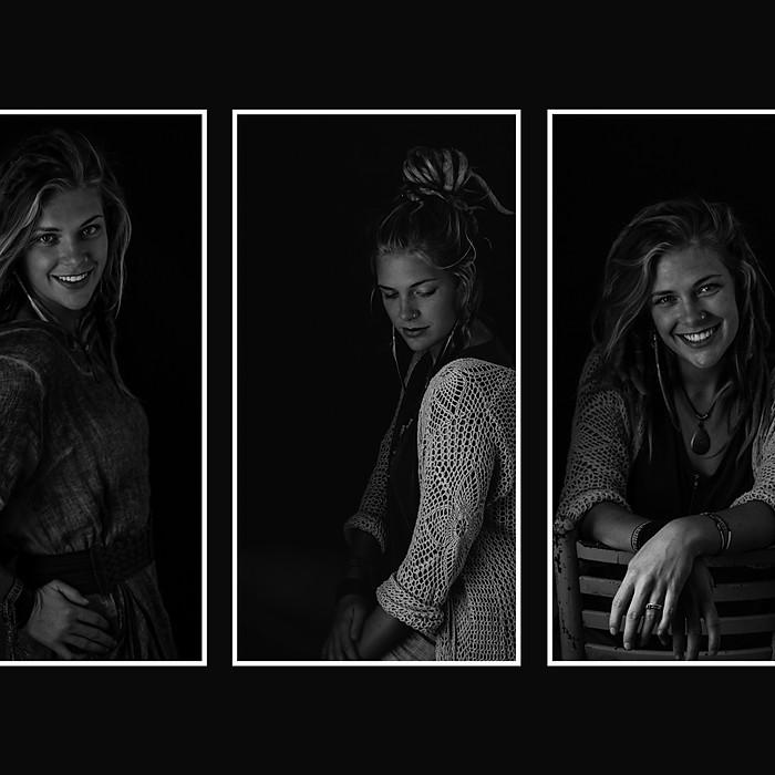 Rachel Studio Portrait