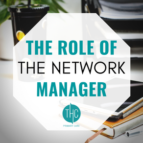 The Role of the Primary Care Network Manager
