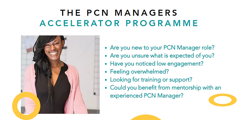 PCN Manager Training