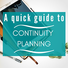 A Quick Guide to Continuity Planning sq.