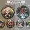 Thumbnail: Splatocalypse: Splatoon Button Set