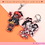 Thumbnail: Raihan/Piers 2.5in Clear Acrylic Charms