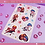 Thumbnail: Devilish Darlings: Original Collab Sticker Sheet