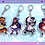 Thumbnail: Galar League Maids: Acrylic Charms