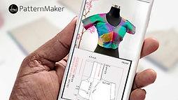 Cross-cut-blouse-pattern-Pattern-maker_M