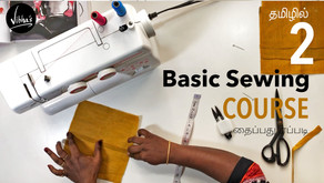 Basic sewing lessons for beginners — 4 types of Seams and how to stitch them