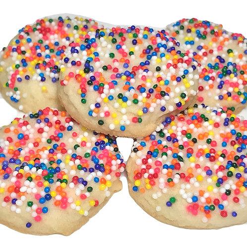 Sprinkle Italian Butter Cookies