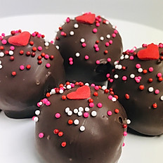 Chocolate Dipped Cake Ball