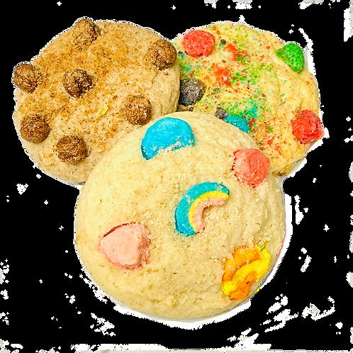 Gourmet Cereal Cookies