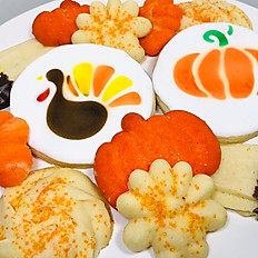 Fall Premium Cookie Assortment