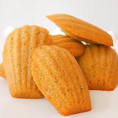 Pumpkin Spice Madeleine