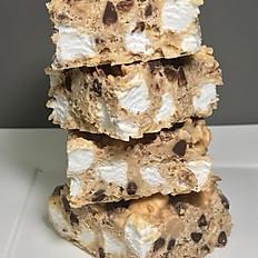 Peanut Butter Crisp Bark