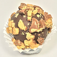 Peanut Butter Cup Cake Ball