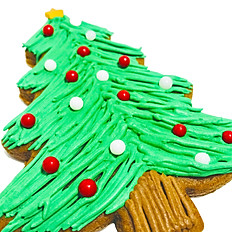 Oh Crhistmas Tree Decorated Cookies