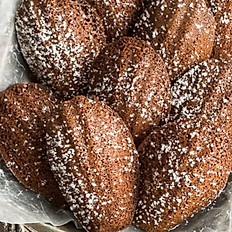 Gingerbread Madeleine