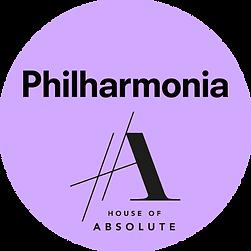 Philharmonia x HOA logo_lilac background