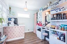 Absolute Beauty Workshop foyer