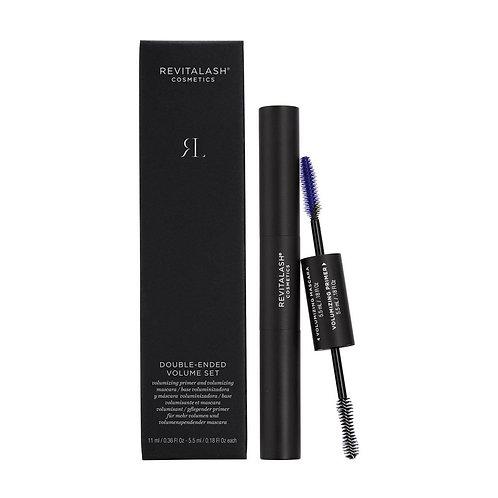 Revitalash® Double-Ended Volume Set Primer & Mascara (Vegan)