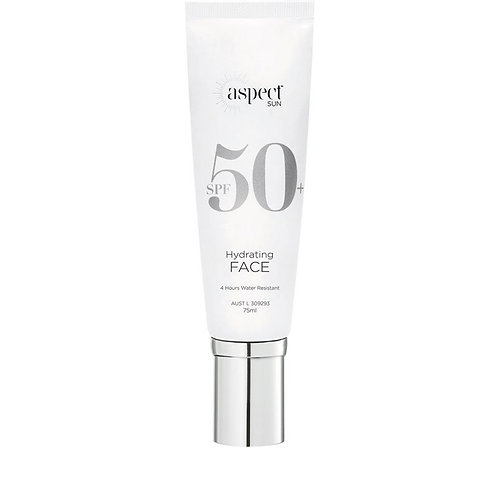 Aspect Hydrating Face SPF 50 + - 75 ml
