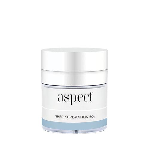 Aspect Sheer Hydration 50 mg